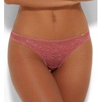 Women's Gossard 13006 Glossies Lace Sheer Thong