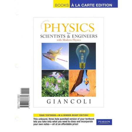 Giancoli physics For scientists And engineers 4th edition Solutions pdf