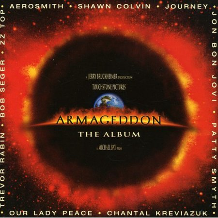 Various Artists   Armageddon  Cd