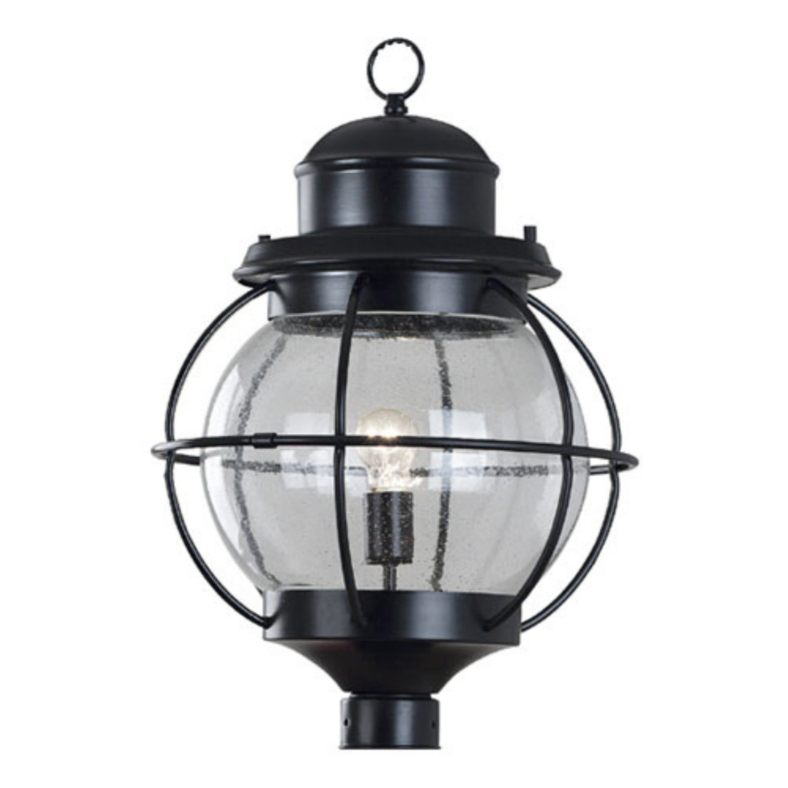 Hatteras 1 Light Post Lantern image