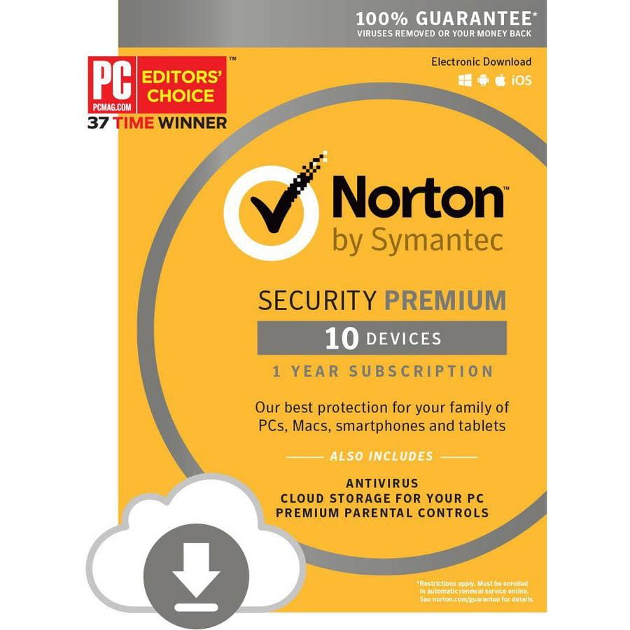 Norton Security Premium10 Devices by Norton
