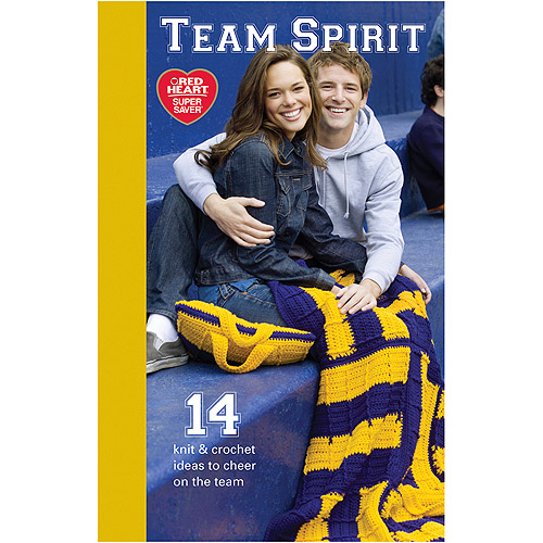 Coats and Clark Team Spirit, Super Saver Yarn