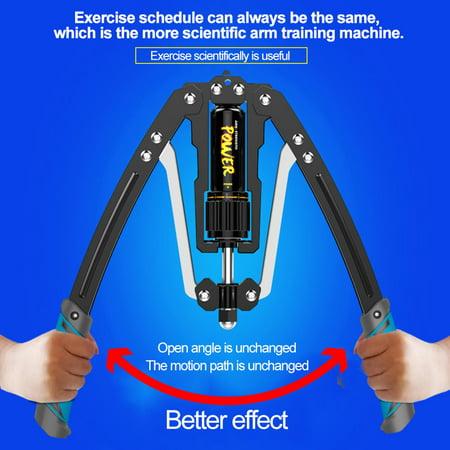 ❥Arm Exerciser Arm Training Tool Adjustable Power Fitness Training Machines