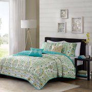 Home Essence Apartment Heather Coverlet Set