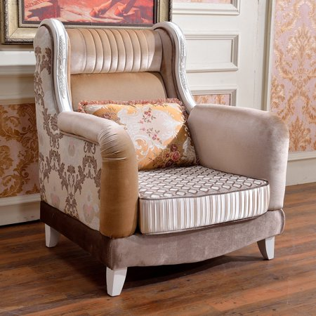 Meridian Zarah Wingback Chair Product Image