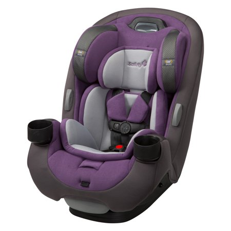 Safety 1St Grow And Go Ex Air 3 In 1 Convertible Car Seat  Royal Grape