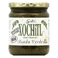 Xochitl Mild Asada Verde Salsa, 15 OZ (Pack of 6)
