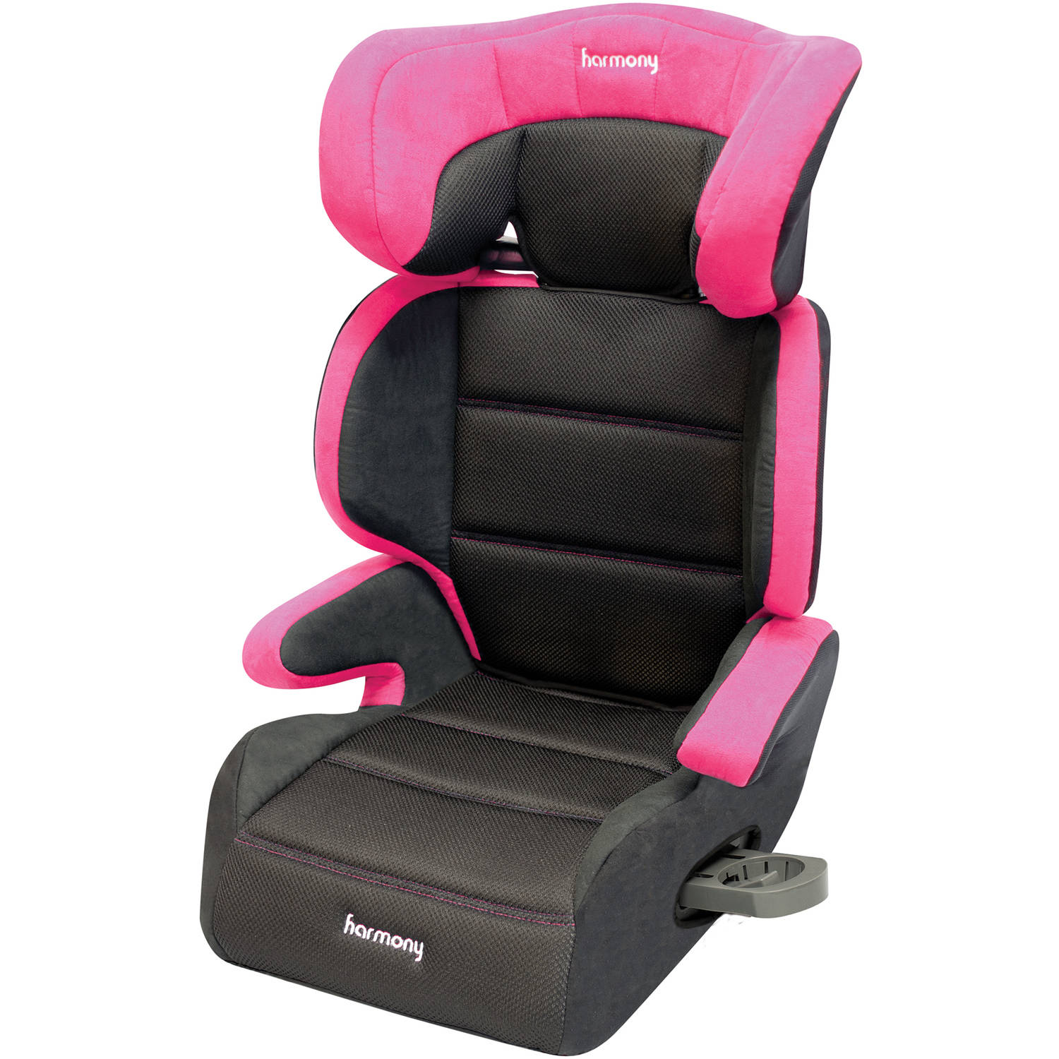 Harmony Dreamtime Deluxe Comfort Booster Car Seat, Pink