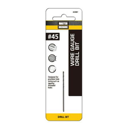 45 2 1 8 Wire Gauge Drill Bit Disston 443887