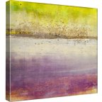 PTM Images,Refraction Horizon 2, 20x20, Decorative Canvas Wall Art
