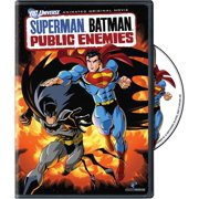 Superman Batman: Public Enemies by WARNER HOME ENTERTAINMENT