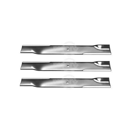 - (3) Hi Lift Blades Fits Hustler 52