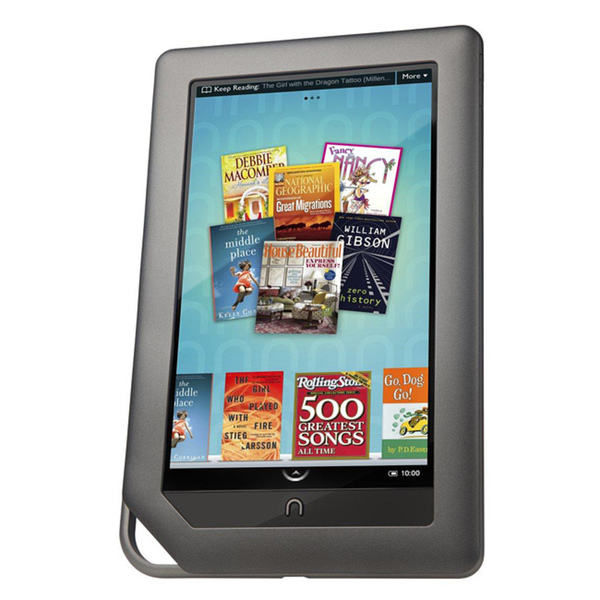 "Nook 7"" Nook Color Touchscreen Ebook Reader Wi-Fi 8GB (Refurbished)"