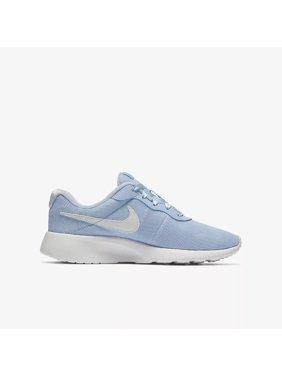 ad7e70be76e22b Product Image Nike 859617-401  Girls Tanjun SE Big Kid Sky Blue White  Running Sneakers (