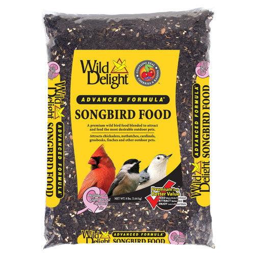 D&D Commodities 8 lbs Songbird Food