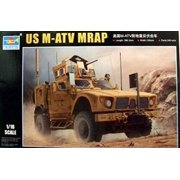 TRP00930 1:16 Trumpeter US M-ATV MRAP [MODEL BUILDING KIT]