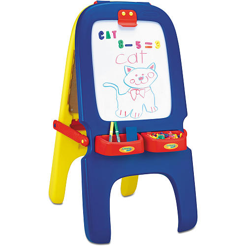 Crayola Magnetic Double-Sided Easel by