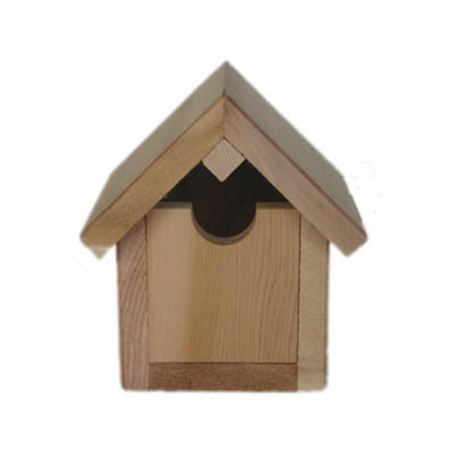 All Things Cedar Birdhouse - 7W in.