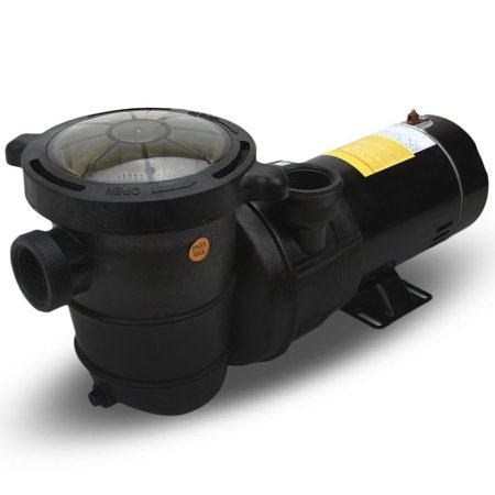 Xtremepowerus 1 5hp 115v aboveground pool pump for Above ground pool pump motor replacement