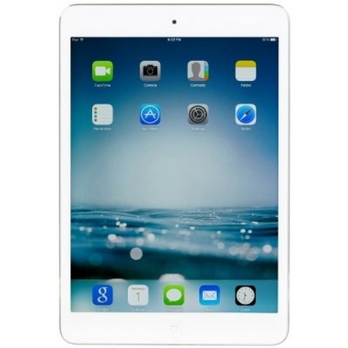 Refurbished Apple iPad mini 2 with Retina Display ME279LL/A (16GB, Wi-Fi, White with Silver)