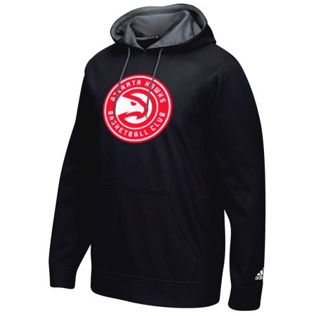 "Atlanta Hawks Adidas 2016 NBA ""Playbook"" Mens Hooded Sweatshirt by"