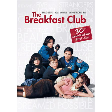 - The Breakfast Club (30th Anniversary Edition) (DVD)