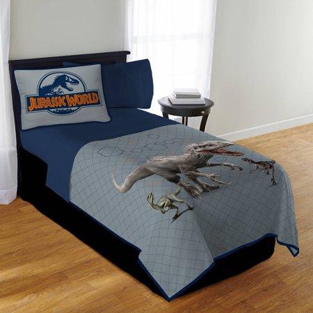 Jurassic World Twin Bedding