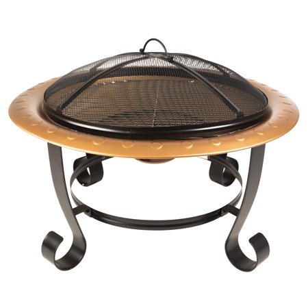 Pleasant Hearth OFW327RC Brentwood Fire Pit ()