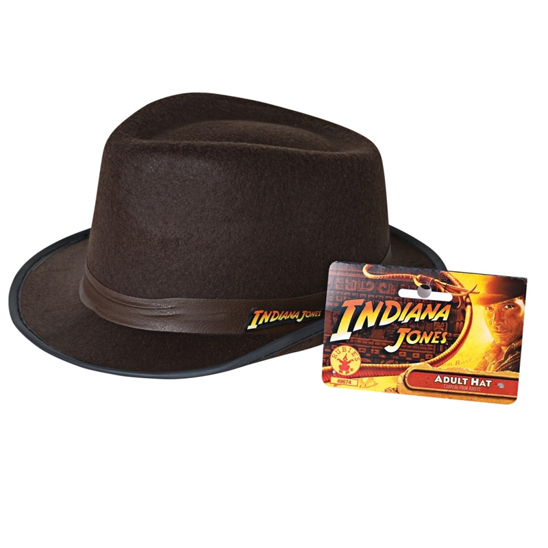 INDIANA JONES HAT ADULT