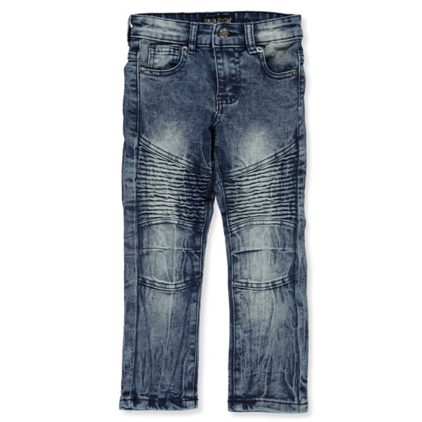 GS-115 Boys' Rib Wrinkle Jeans (Little Boys)