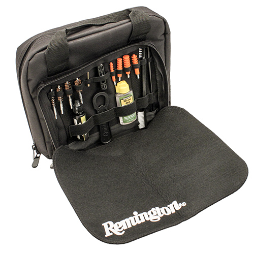 Remington Handgun Cleaning System with Rem Squeeg-E