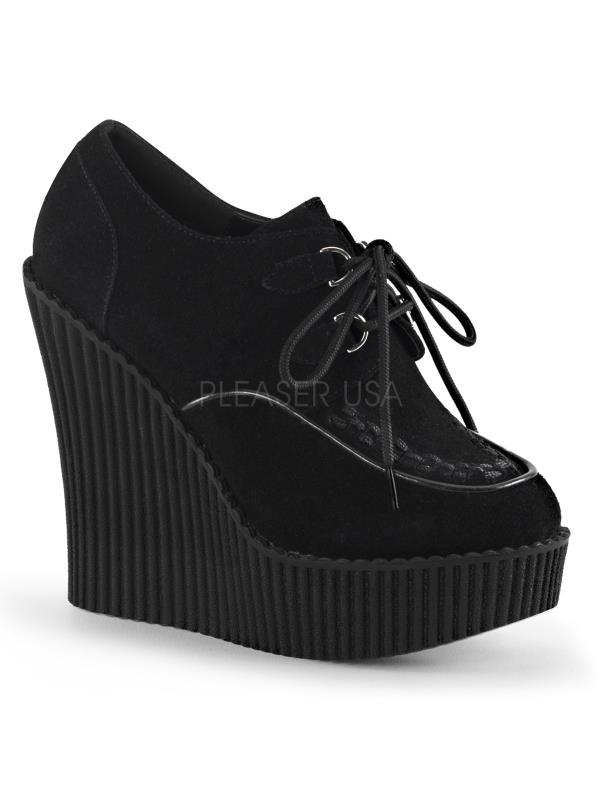 Demonia Creepers Womens CRE302/BVS Size: Size: CRE302/BVS 6 573514