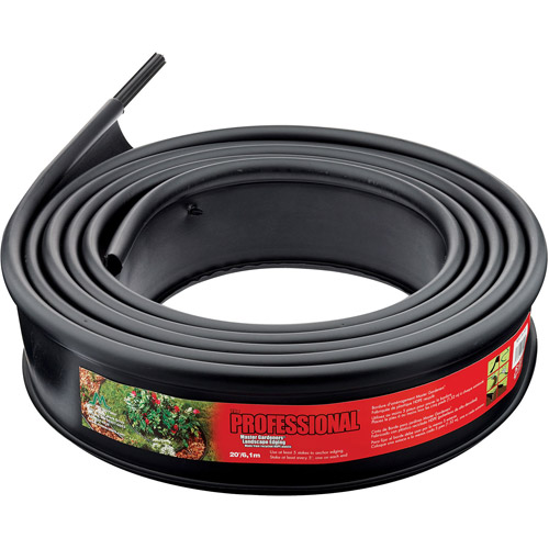 Master Mark Plastics 25320 20' The Professional Landscape Edging