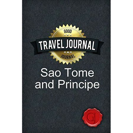 Travel Journal Sao Tome and Principe