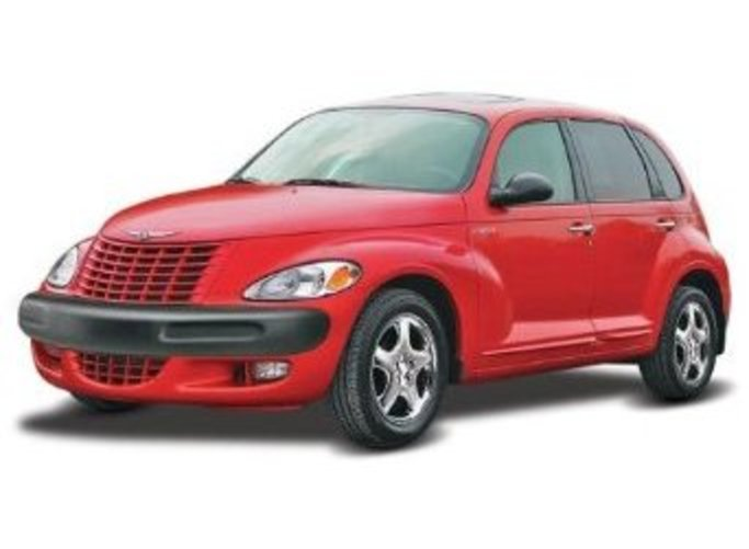 Revell PT Cruiser Plastic Car Model Building Kit, 1:25 Scale by REVELL/MONOGRAM