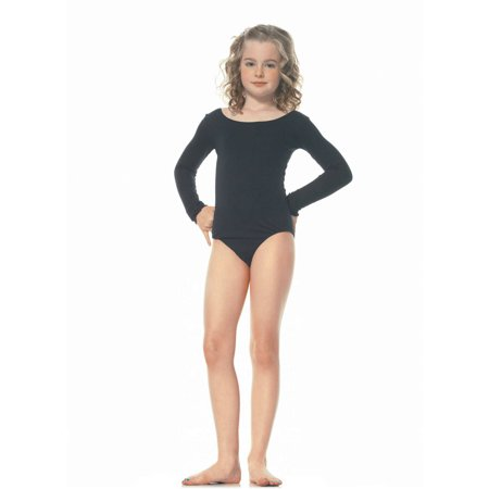 Children's Bodysuit Child Halloween Costume](Black Bodysuit Costume)