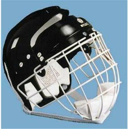 Olympia Sports HO205P Casque de hockey avec cage en fil m-tallique - Junior - image 1 de 1