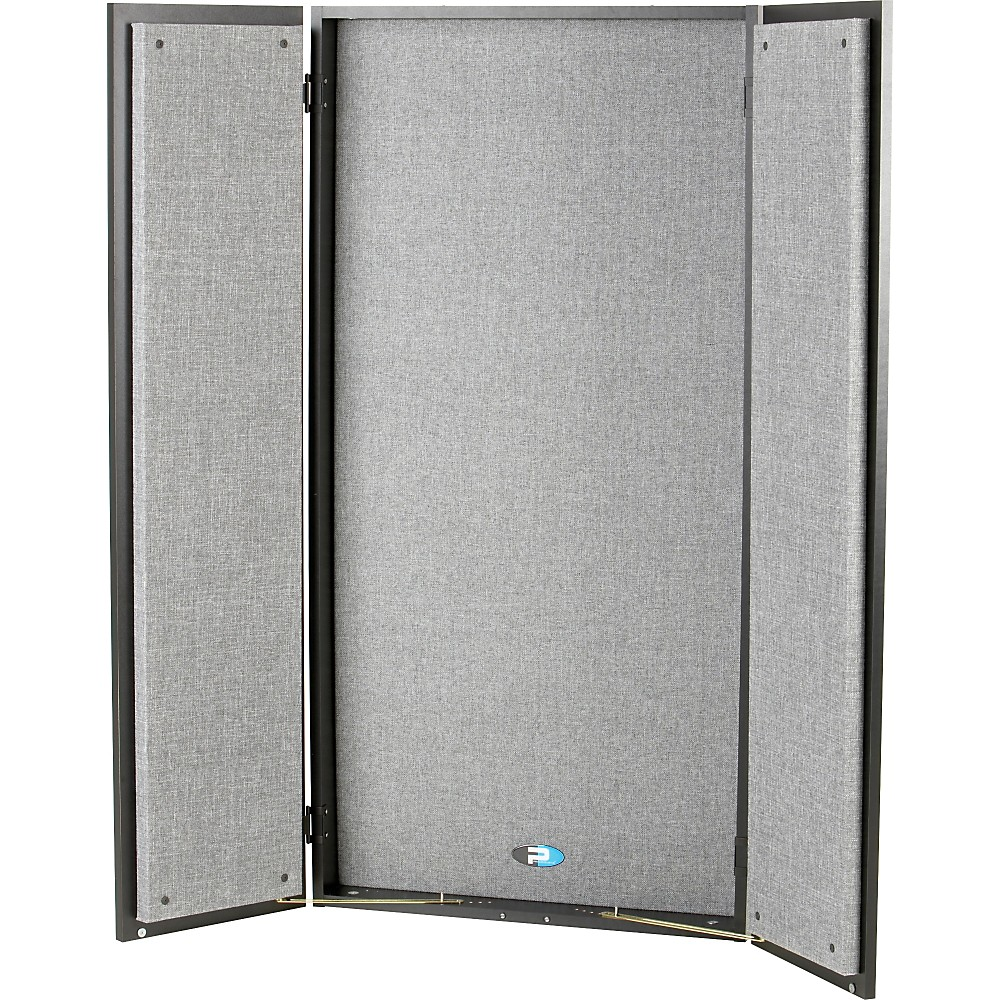 "Primacoustic ""FlexiBooth"" Instant Voice-over Booth Black/Gray"
