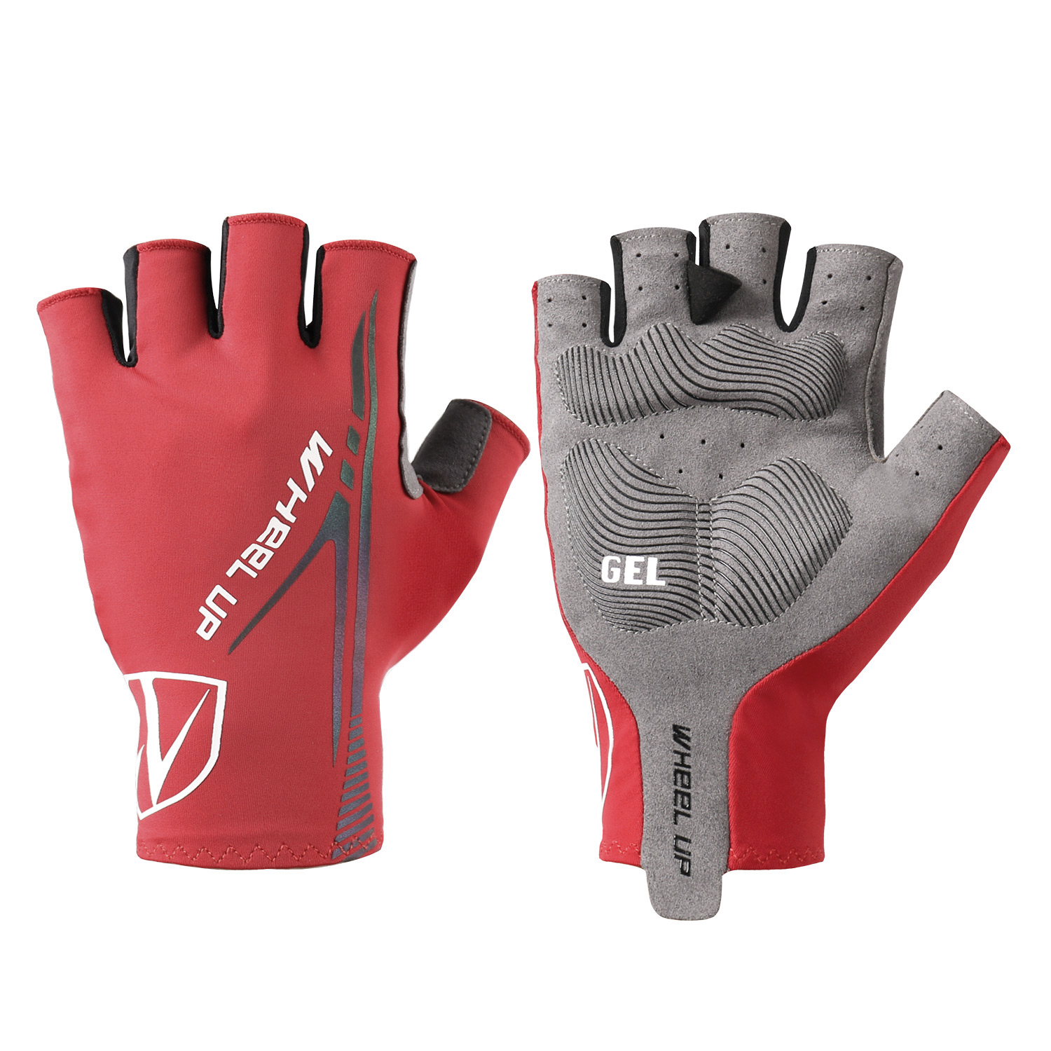 Details about  /Professional Cycling Gloves Full Finger Half Finger Anti-slip Touch Screen Bike