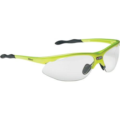 Wilson Nvue Protective Racquetball Eyewear (Green) by Wilson