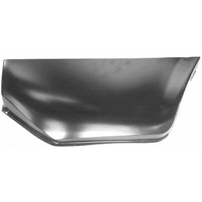 Quarter Rear Section (Right Lower Quarter Panel Patch Rear Section for 64-66 Ford Mustang )