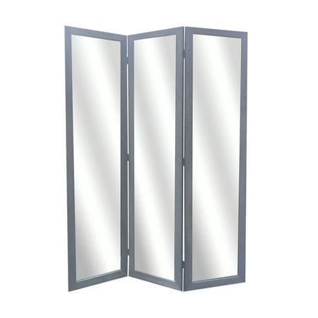 Screen Gems Grey Mirror Screen -