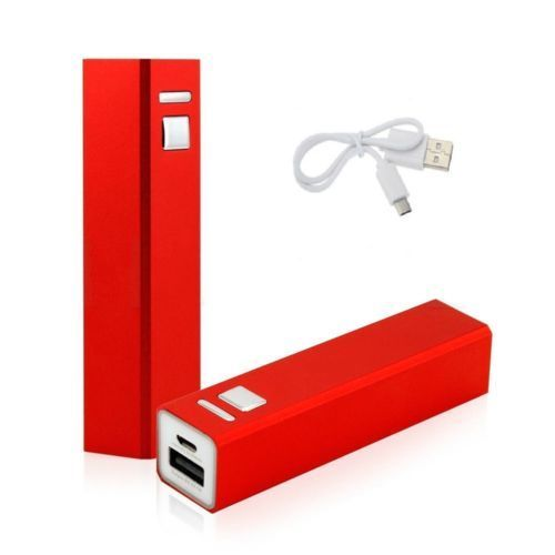 Best 2600mAh Portable External Power Bank Battery Charger for Mobile Cell