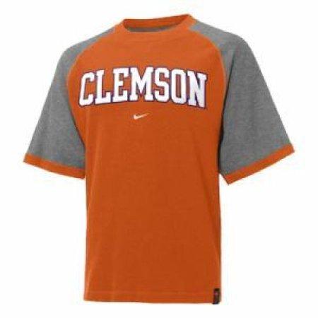 Clemson Tigers Classic Reversible Nike T-shirt