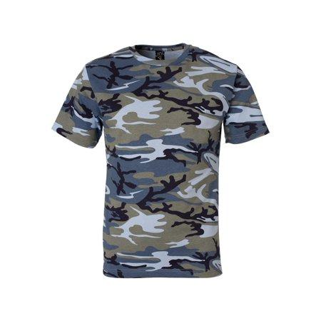 3906 Code Five T-Shirts Adult Camo