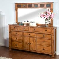 Sunny Designs Sedona 9 Drawer Dresser