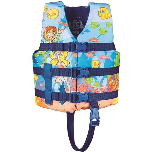 Full Throttle Child Character Vest, Snorkel by Full Throttle