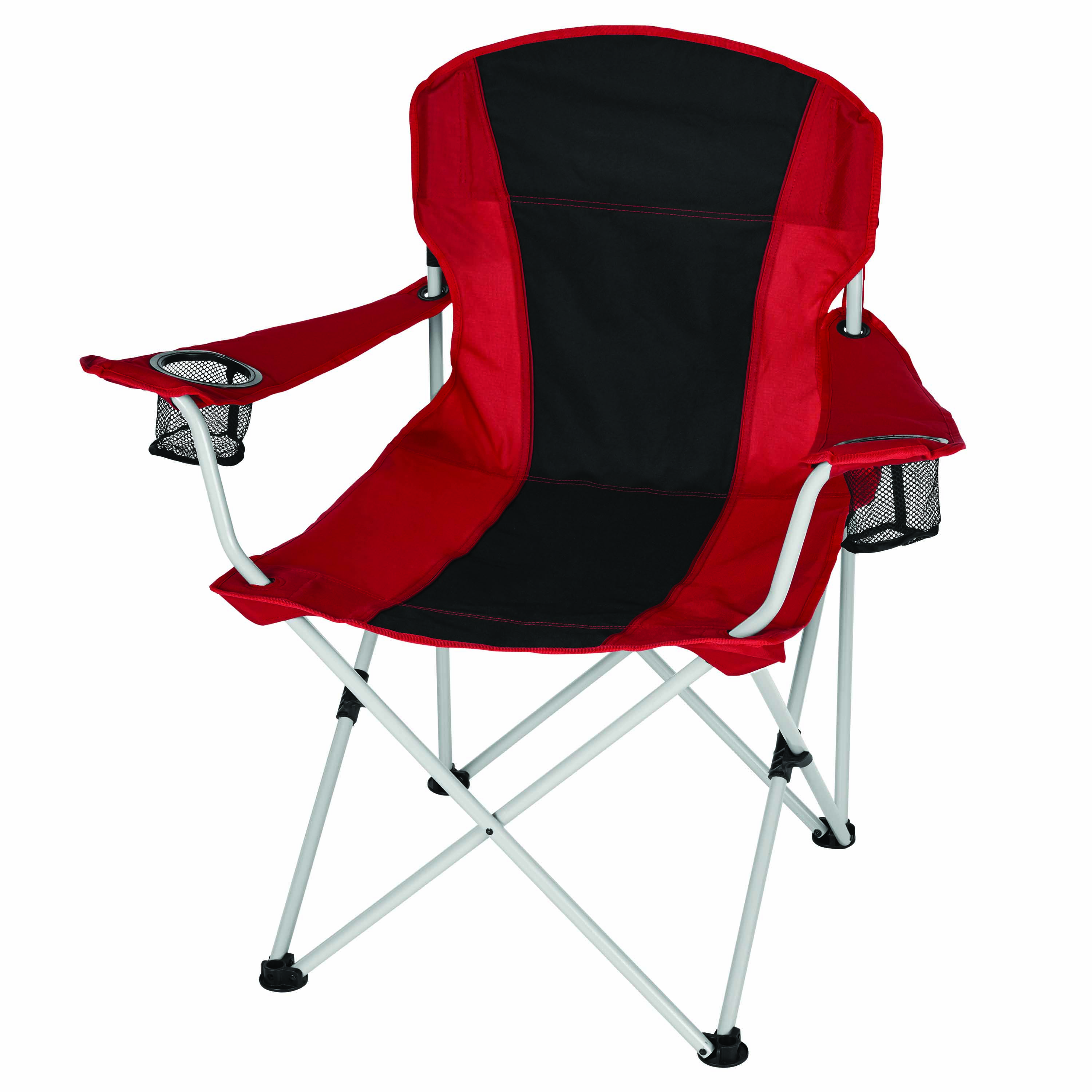 Ozark Trail Oversized Chair-red Black