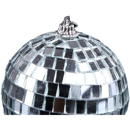 12 Pcs Mirror Balls Disco DJ Dance Decorative Stage Lighting Home Party Business Window Display Decoration 1.2 INCH - image 2 of 8
