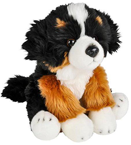 Wildlife Tree 12 Stuffed Bernese Mountain Dog Puppy Plush Floppy